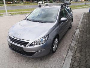 Peugeot 308 2015god sve placeno do reg