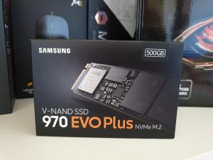 SSD Samsung 970 EVO PLUS 250GB