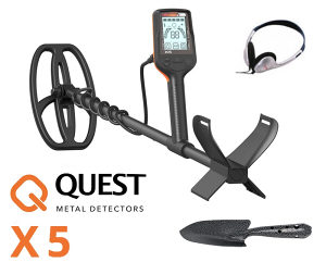 Detektor metala Quest X5