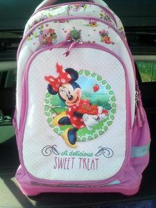 Skolski ruksak Minnie