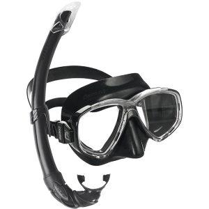 Set za ronjenje maska i disaljka. Cressi Perla + Mexico