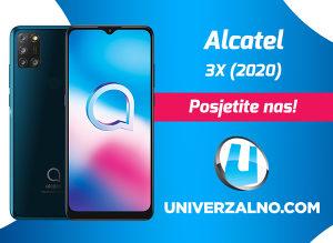 Alcatel 3X (2020) 64GB
