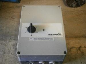 Ventilator regulator obrtaja potenciometar ventilacija