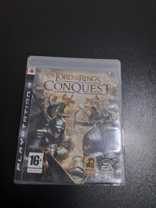 Lords of the rings conguest ps 3