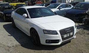 Audi A5 2009 2.0TDI (CAH)-dijelovi limarije i mehanike