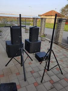 Razglas (ozvučenje) Muzička oprema