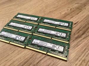 Ram 4 GB DDR4 2400 MHz za laptop