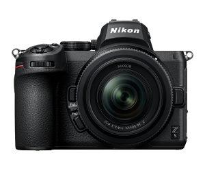 Nikon Z 5 (Z5) Adapt Kit (w/FTZ mount adapter)