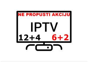 IPTV TELEVIZIJA , GLEDAJTE ŠIROM SVIJETA