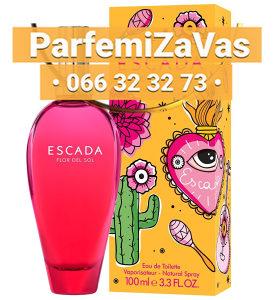 Escada Flor Del Sol 30ml Limited Edition Ž 30 ml