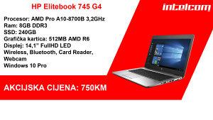 HP Elitebook 745 G4 AMD Pro A10