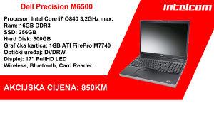 Dell Precision M6500 Core i7