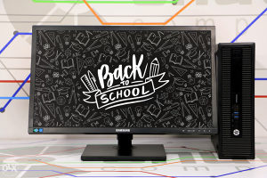 BACK TO SCHOOL - KOMPLET - i5 4GEN - 24 inch LED**