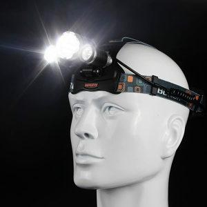 Led lampa za glavu