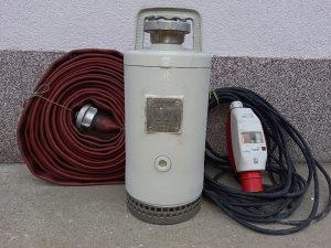 Pumpa za vodu potopna, potapajuca 650 l/min