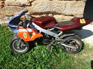 Mini motocikl dječji