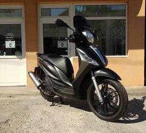Piaggio Medley 150 S MY19 ABS