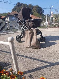 Djecija kolica, kolica za bebe Chicco urban plus 2u1