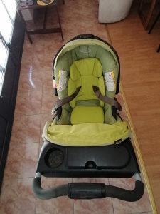 Kolica i nosiljka za bebu