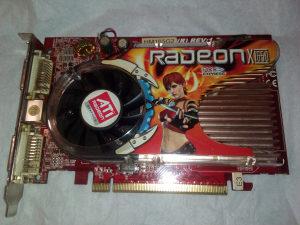 """Ati Radeon X1650 512MB DDR2 """"Black Friday"""""""