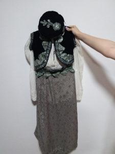 Stara Bosanska nošnja ženska
