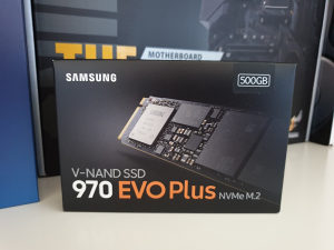 SSD Samsung 970 EVO PLUS 500GB