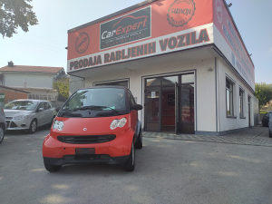Smart for two 1.0 Automatic
