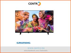 """GRUNDIG TV 40GEF6600B, 40""""-102 cm, LED, FHD"""