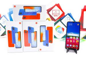 Mobitel Xiaomi 9C 3GB / 32GB DUAL SIM 6,53''