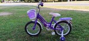 Djeciji bicikl, za djevojcice