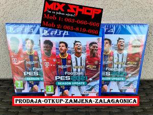 PES 2021 21 ORIGINAL IGRA za Playstation 4 PS4 soccer