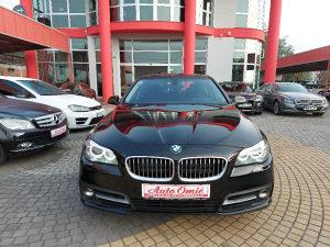 BMW 525 D F10 xDRIVE 2015 GOD 218 PS 76000 km Aut.