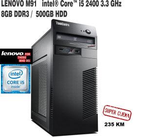 RAČUNAR i5 2400 /8GB DDR3/500GB HDD BL
