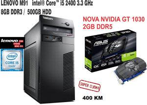 Računar i5 /GT 1030 / 8GB RAM / KOMPJUTER BL