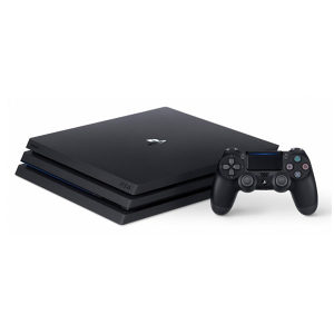 PlayStation 4 PRO B G chassis + igre