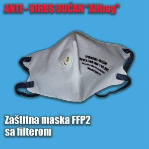 Zastitna maska FFP2 sa filterom