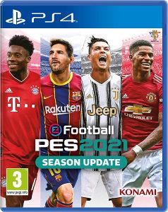 EFOOTBALL  PES 2021 (PlayStation 4 - PS4) PES 21
