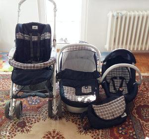 Djecija kolica sa dodacima