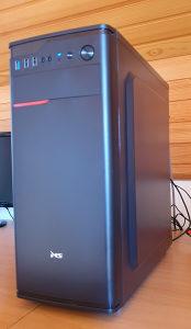 PC Gamer Core i3-6100, 8GB DDR4, SSHD, Sapphire Dual X