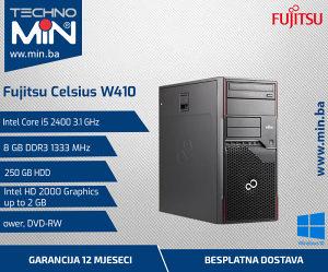 Fujitsu W410, i5 2400 3.1/8/250/DVD-RW/Tower