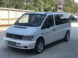 Mercedes Vito Benzin Lpg 2.0 95 kw 1996