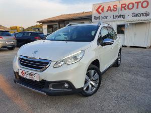 Peugeot 2008 1.6 e-HDI Automatik FELINE SPORT EXCLUSIVE
