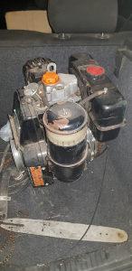 Motokultivator motor