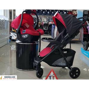 CBX Cybex Woya kolica za bebe 2u1 crvena 0  mj. NOVO