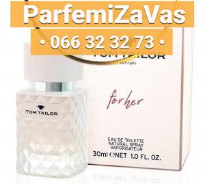 Tom Tailor For Her 50ml Tester Ž 50 ml