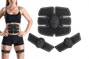 Fitness stimulator za trbuh i ruke SmartFitness, U...