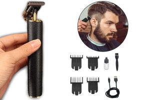 Električni trimer brade i kose za muškarce Preci...