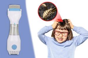 Električni odstranjivač uši LiceStop