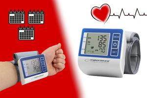 Zglobni mjerač krvnog tlaka ResponsePulse, oscilo...