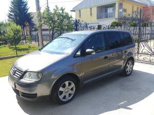 Volkswagen Touran 1.9 tdi 66 kw